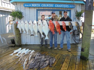 North Country Charters, Inc.