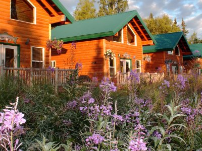 King Salmondeaux Lodge