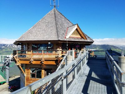 Roundhouse at Alyeska Museum and Gift Shop