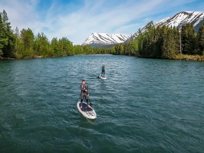 Adventure Guru - Paddle Boarding