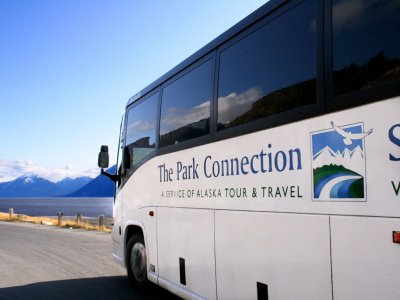 Alaska Park Connection Motorcoach