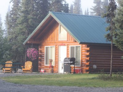 Alaska Red Fish Lodge