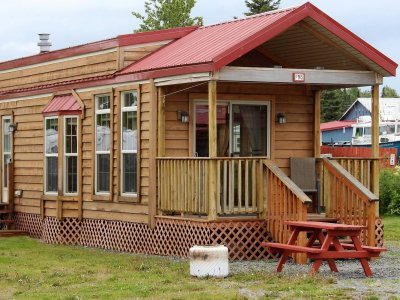 Alaskan Angler RV Resort, Cabins and Charters