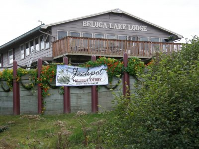 Beluga Lake Lodge
