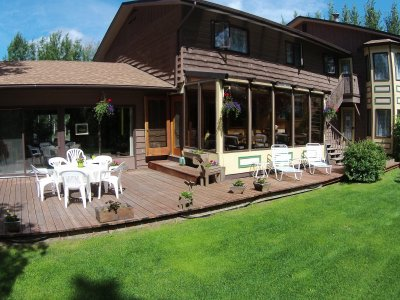 Alaska Fishing Charters ~ Soldotna B&B Lodge