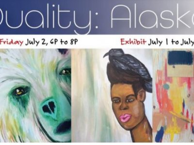 First Friday + Exhibition - Duality Alaska at Ranting Ravn
