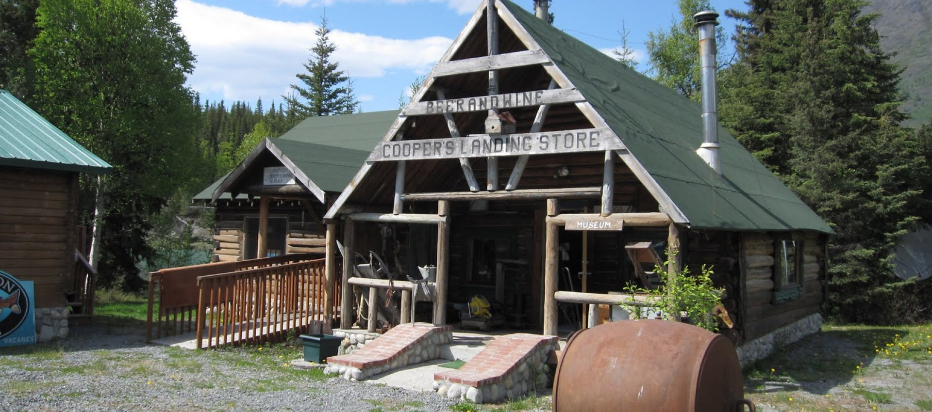Cooper Landing Historical Society And Museum | Kenai Peninsula Tourism  Marketing Council