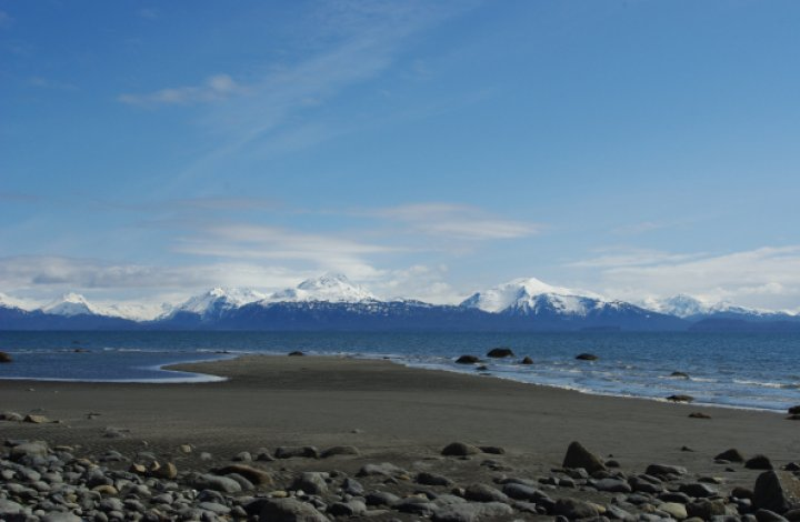 Beautiful Beaches on The Kenai, Alaska's Playground