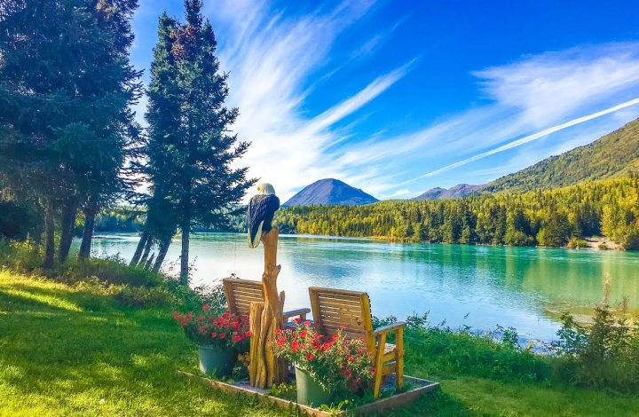 Eagle Landing Resort In Cooper Landing Is The Perfect Kenai Riverfront Getaway