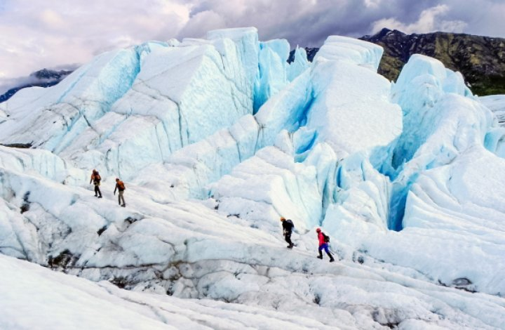 Glorious Glaciers on Alaska's Playground