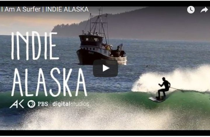 You Might Be Surprised To Learn That The Kenai Is A Surfing Destination