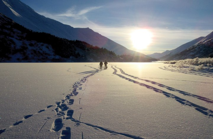 13 Frozen Lakes On The Kenai That Are Ultimate Winter Recreation Destinations